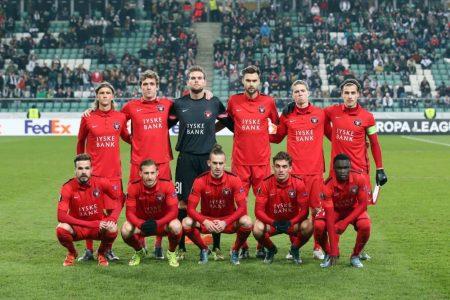 Der FC Midtjylland startet als dänischer Meister 2015/2016 nur in der Europa League.