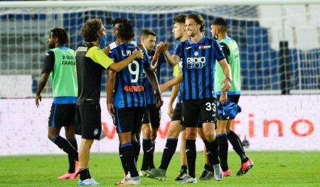 Atalanta are getting closer to European qualification after comeback win against Lazio. Jose Luis Palomino scored the winner for home side.