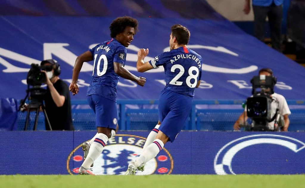FC Chelsea Manchester City 2:1