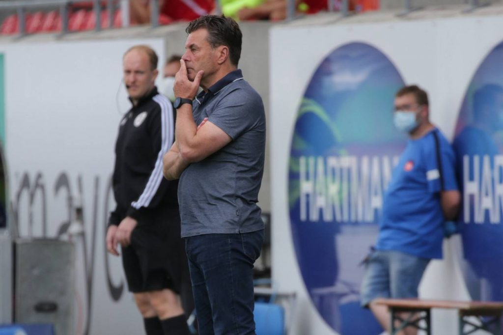 dieter Hecking, Hamburger SV, HSV, Trainer, 2. Bundesliga