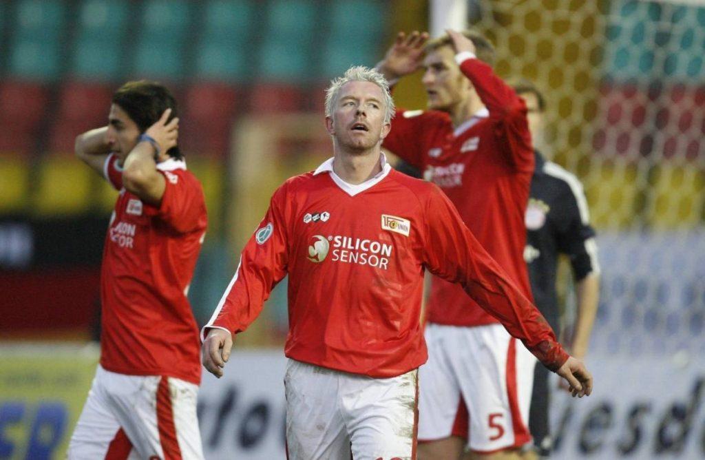 Nico Patschinski spielte unter anderem für Union Berlin.