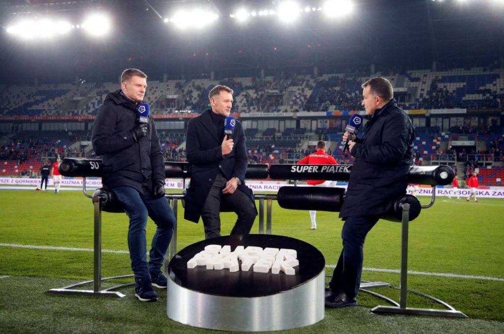 Andrzej Juskowiak spielte 39-mal für Polen – und arbeitet in seiner Heimat inzwischen als TV-Experte.