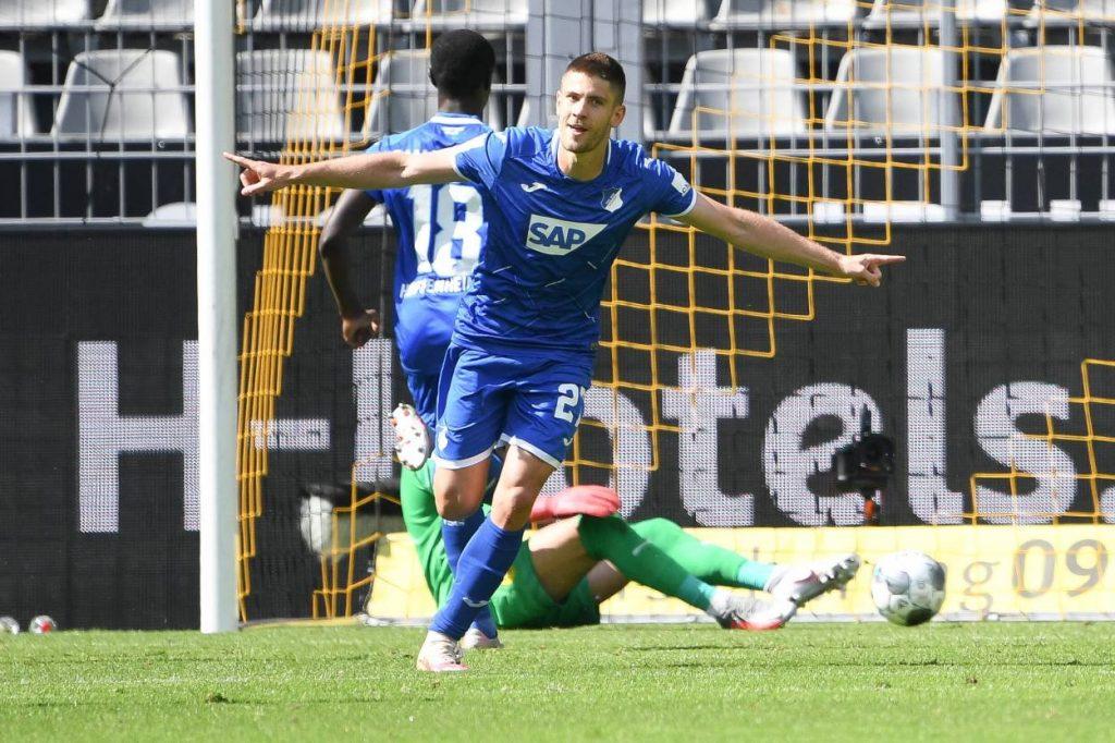 Andrej Kramaric spoils BVB's final game
