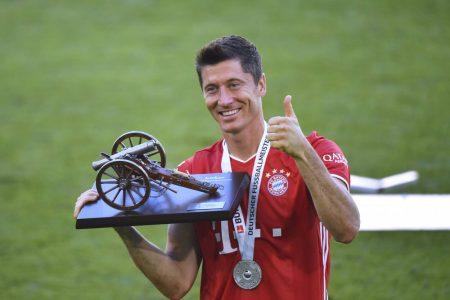 Robert Lewandowski, FC Bayern München