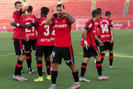 Mallorca beat their relegation rivals Celta Vigo by 5-1. Iago Aspas scored the only goal for the visitors from the spot-kick.