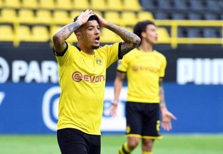 Sancho, Borussia Dortmund, BVB