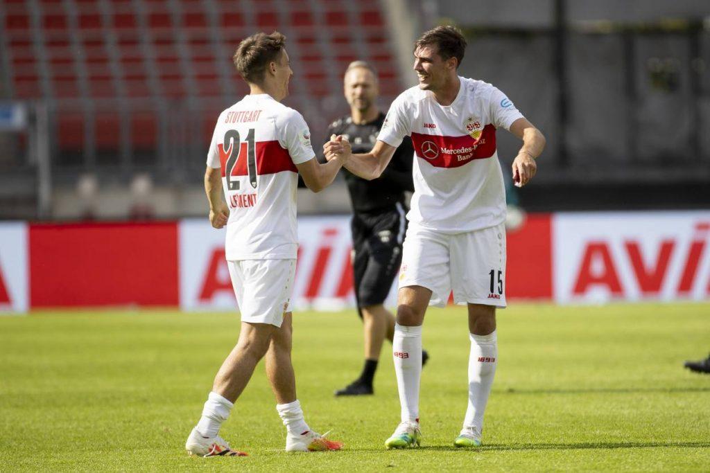 Stenzel, Klement, VfB Stuttgart