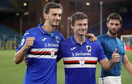 Sampdoria 3-0 SPAL: Three first-half goals proved enough for Sampdoria as they beat 20th-placed SPAL and climb to 14th in Serie A table.