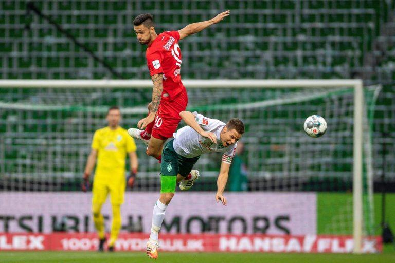 Rückspiel Bremen Heidenheim