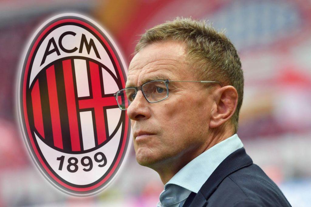 Ralf Rangnick, AC Mailand