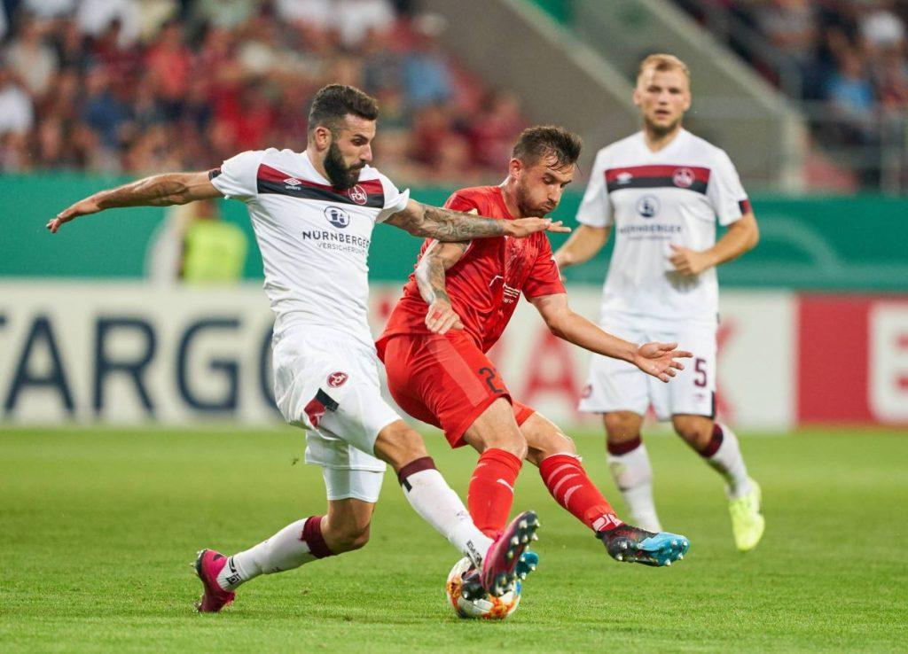 FC Nürnberg, FC Ingolstadt, Krausse