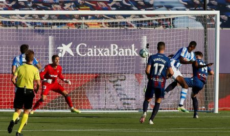 Two early goals means a point shared between Levante and Real Sociedad as both teams' league position remains same after game week 34.
