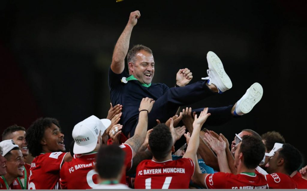 Flick, FC Bayern München