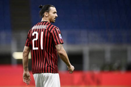 Zlatan Ibrahimovic, AC Mailand