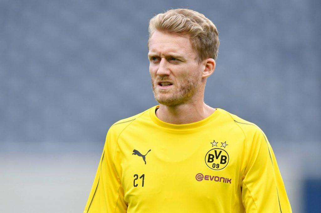 Borussia Dortmund slash Andre Schurrle's asking price