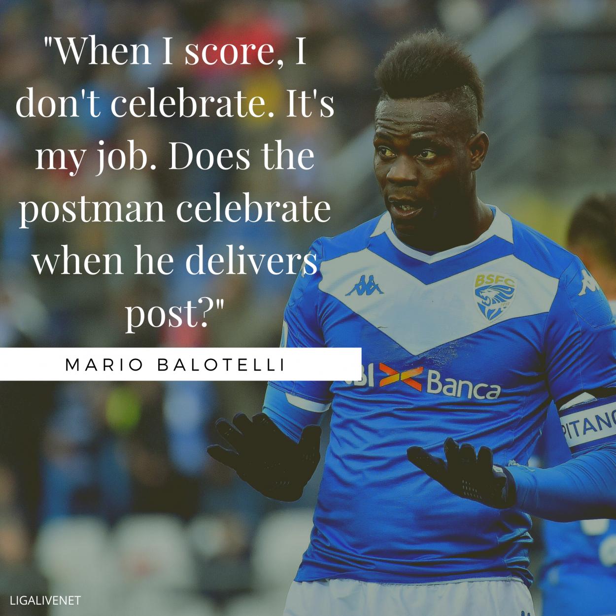 Balotelli quote