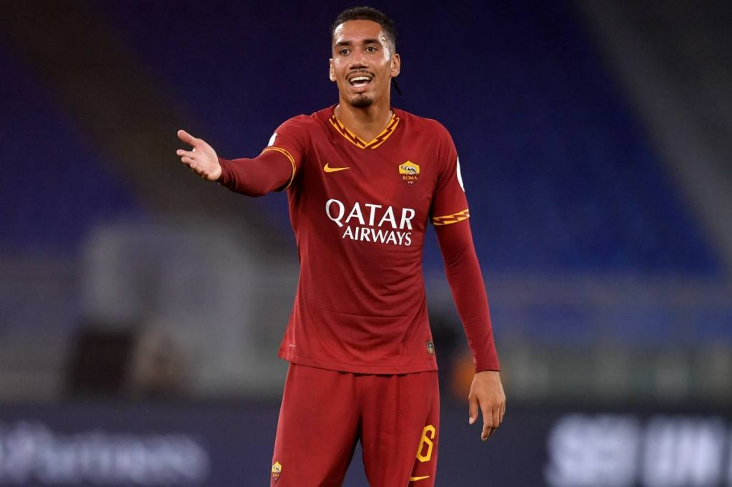 Roma edging closer to Smalling move