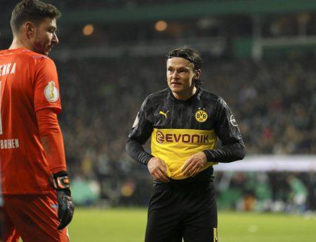 Nico Schulz Werder Bremen Borussia Dortmund