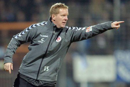 St. Pauli, Schultz, hamburg, coach, fußball, 2. Bundesliga
