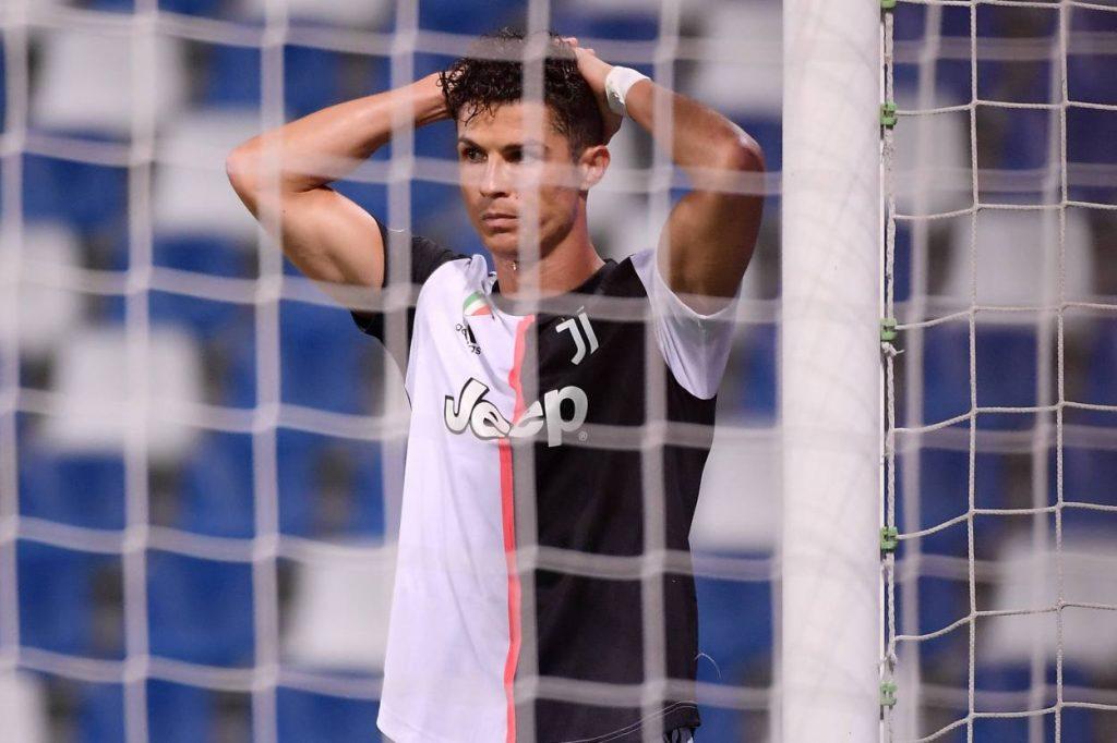Cristiano Ronaldo, Juventus Turin