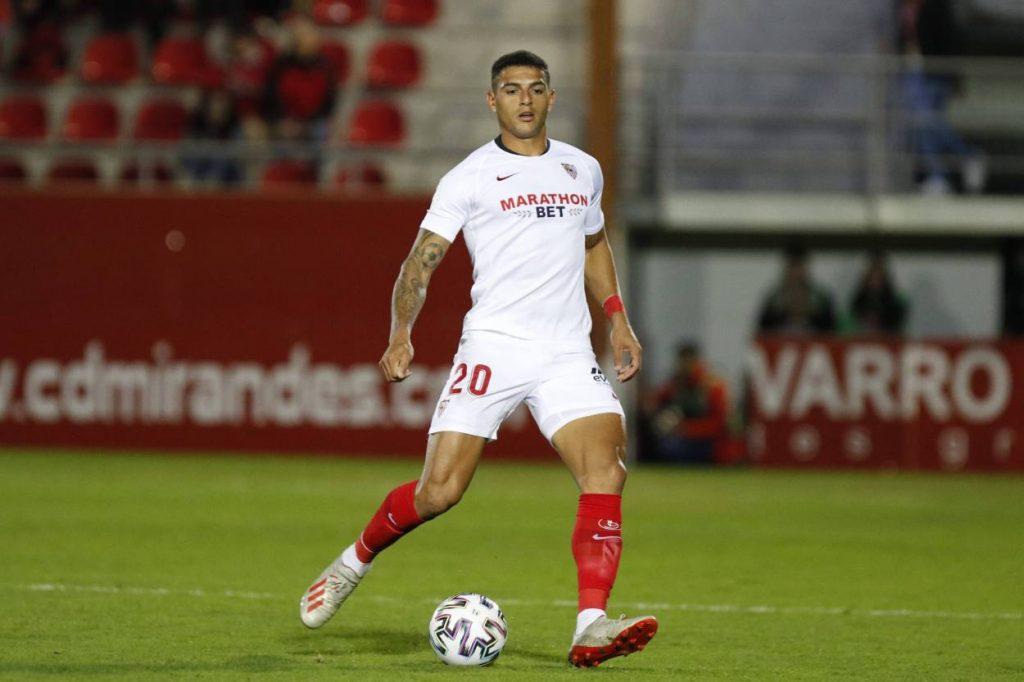 Diego Carlos, Sevilla