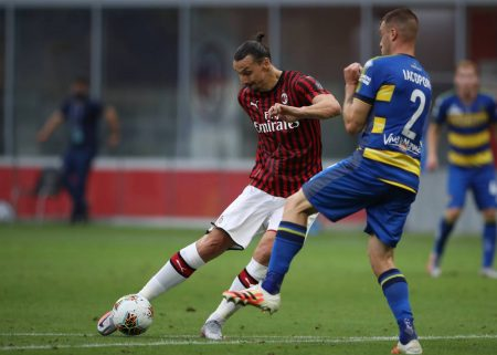 AC Milan are on course of Europe as Stefano Pioli's men came from behind to beat Parma by 3-1. Milan's all goals came in the second half.