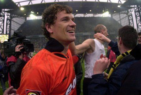 Jens Lehmann wurde mit Borussia Dortmund 2002 Deutscher Meister.