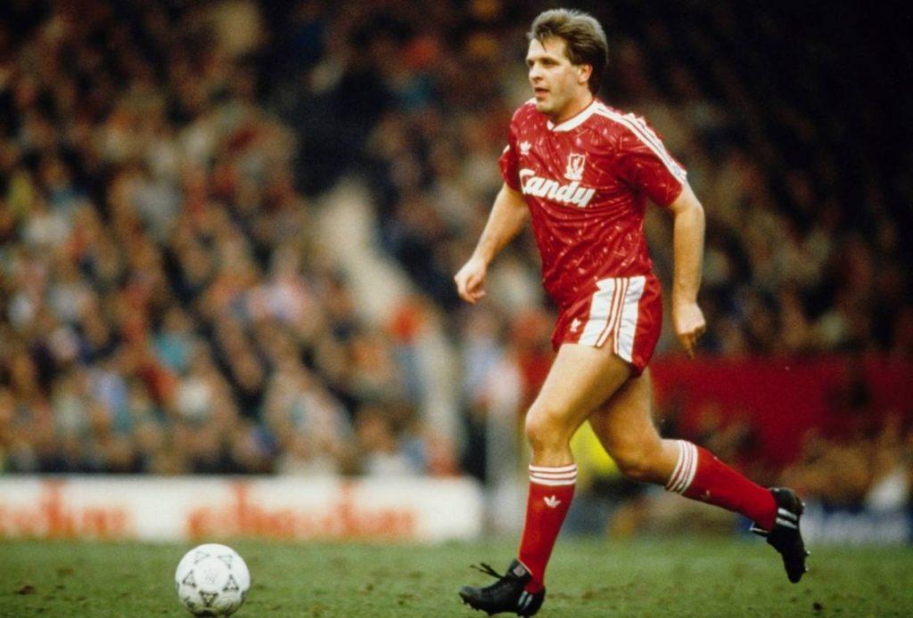 Jan Mølby FC Liverpool dick