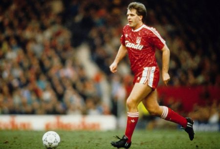 Jan Mølby FC Liverpool dick