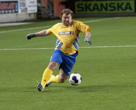 Tomas Brolin Parma Gewicht