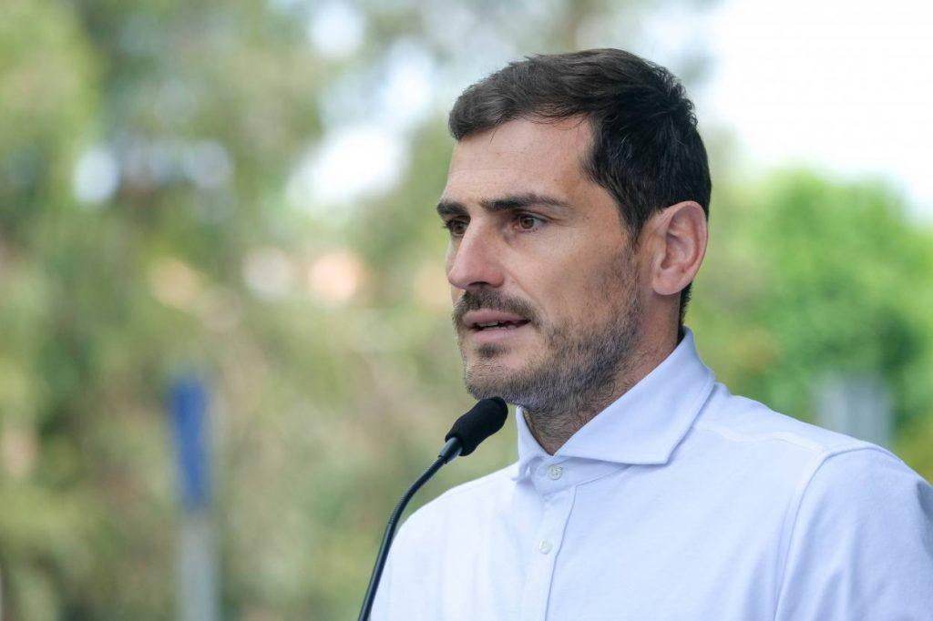 Casillas, Madrid, La Liga, fc porto, Spanien