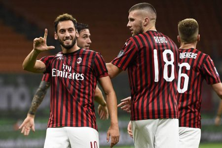 AC Milan surpass Napoli and move 6th in Serie A table after beating 10th-placed Bologna by 5-1. Takehiro Tomiyasu scored the only goal for Bologna.