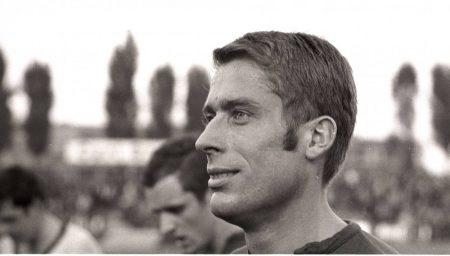 Jürgen Moll - Top-Stürmer von Eintracht Braunschweig in den 1960-er Jahren.