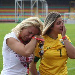 Tochter und Ex-Frau trauern um Alex Alves.