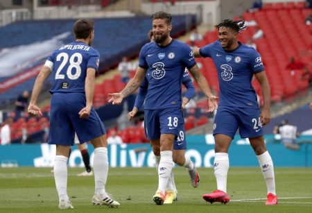 Chelsea, Giroud, fa-cup