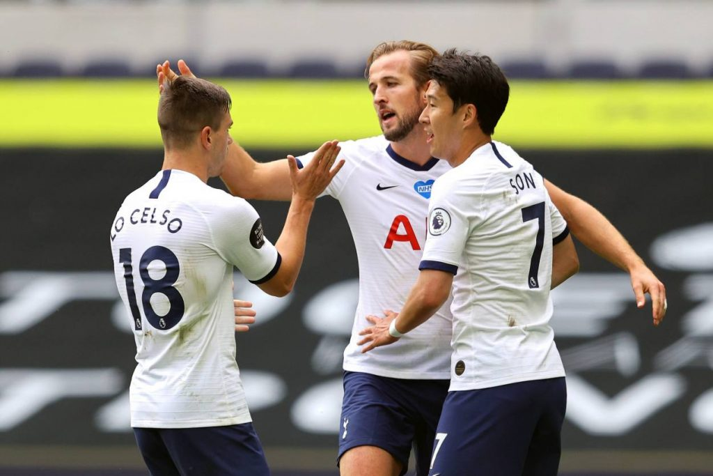 Kane, Tottenham, england, Premier League