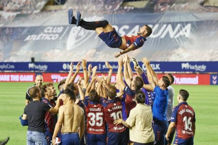 Mallorca relegated and Osasuna finished their La Liga campaign on 10th position after playing 2-2 draw against each other.