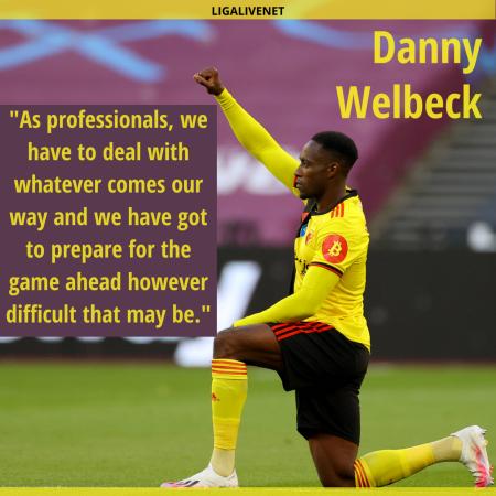 Danny Welbeck Watford