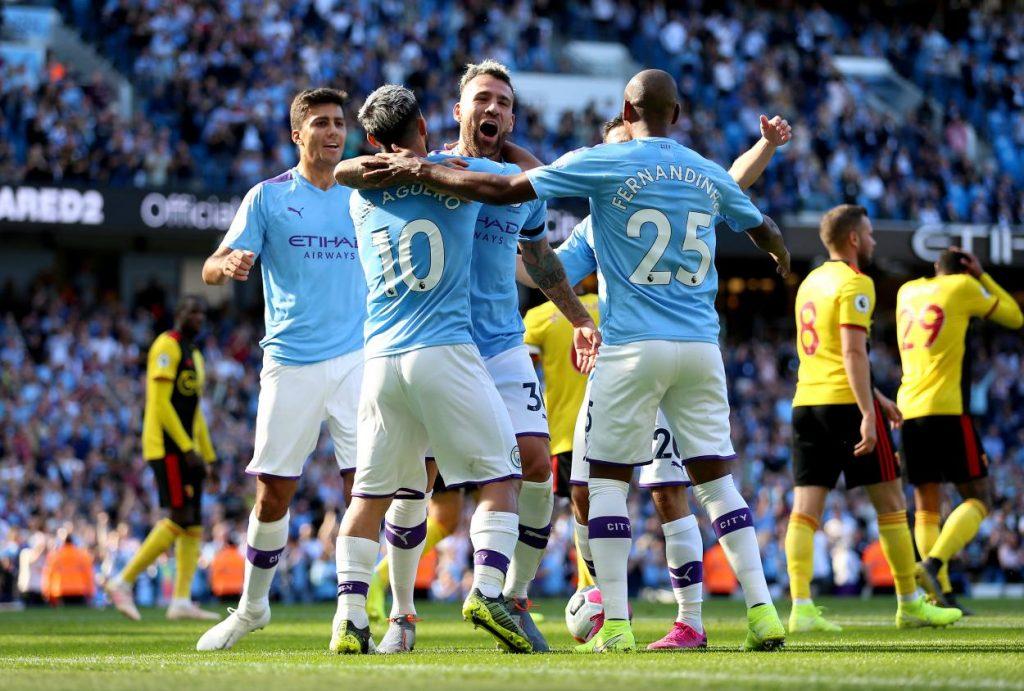 Manchester City, FC Watford