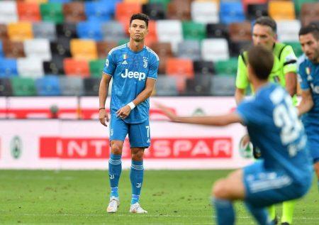 Cristiano Ronaldo Udinese Calcio Juventus Turin