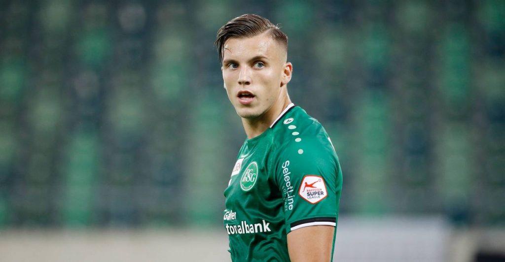 Ermedin Demirovic, FC St. Gallen