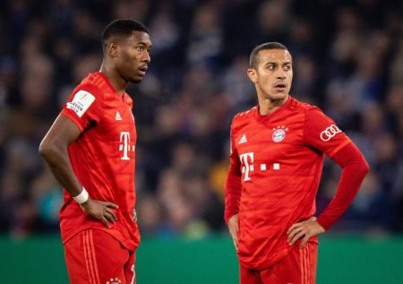 Alaba, Thiago, Bayern