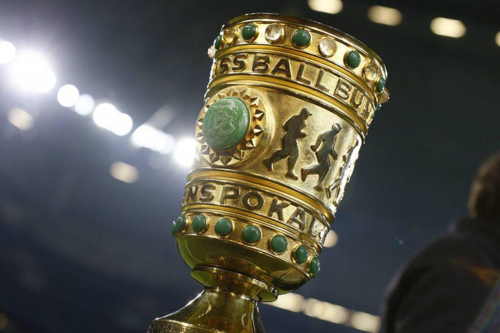 DFB-Pokal, Trophäe, Pokal