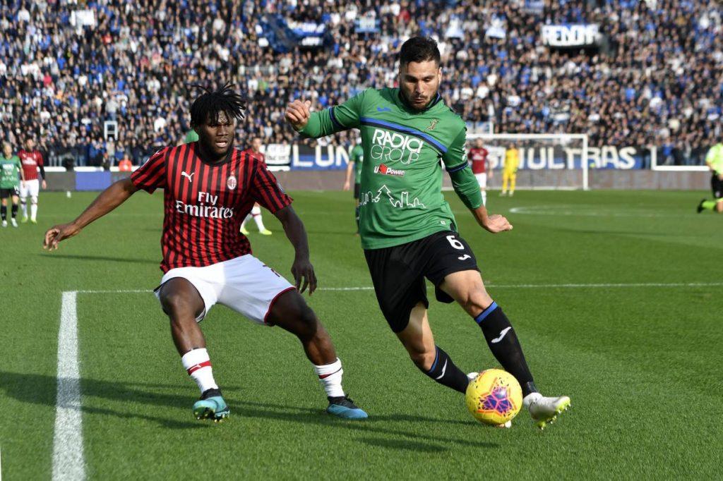 AC Mailand, Bergamo, Serie A