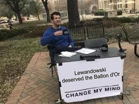 Lewandowski meme
