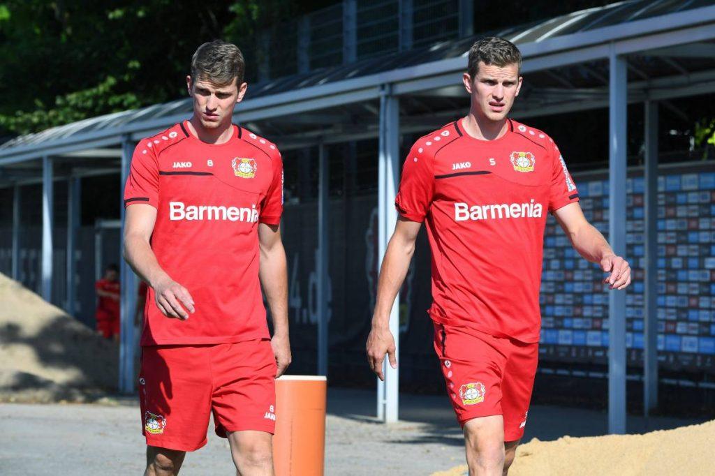 Bayer Leverkusen, Lars Bender, Sven Bender