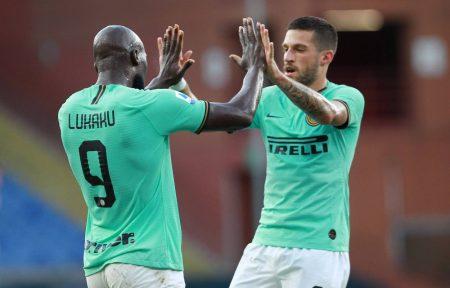 fußball, Italien, Serie A, 36. Spieltag, Inter, Genua, CFC Genua