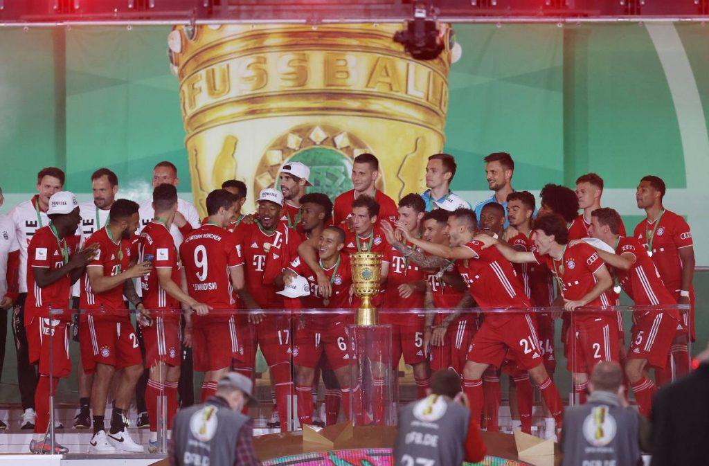 Pokal, Finale, Bayer Leverkusen, Bayern München