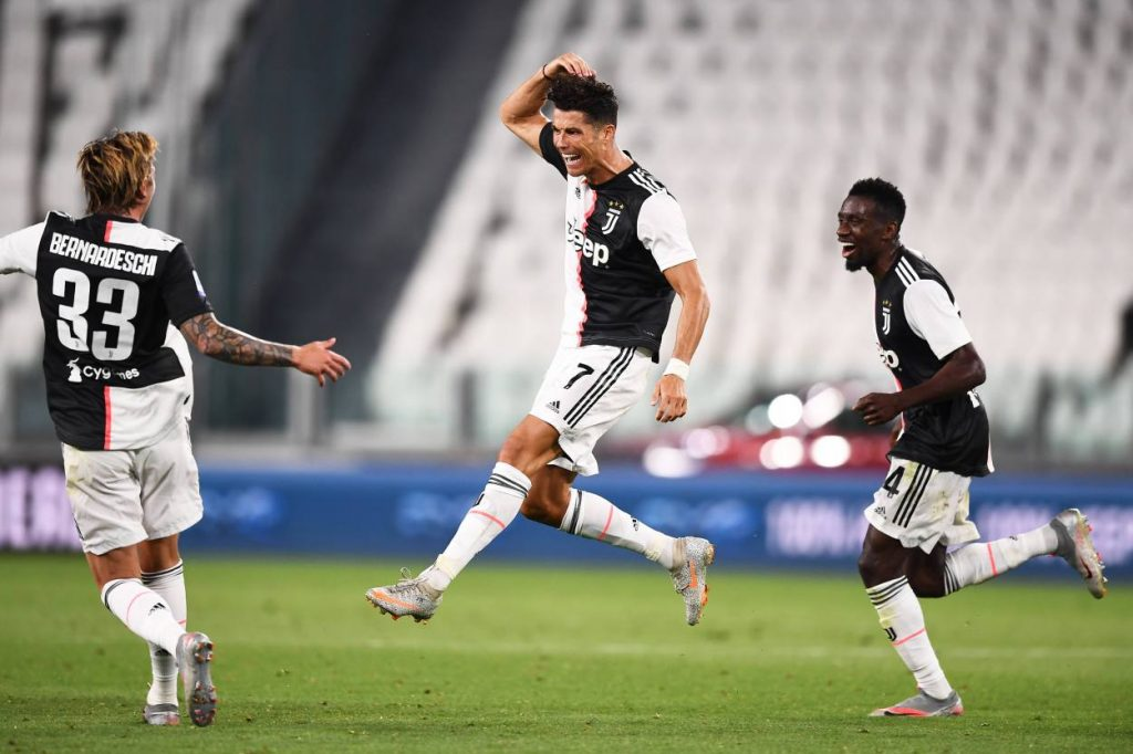 Serie A Italien, Ronaldo, Juventus, Turin