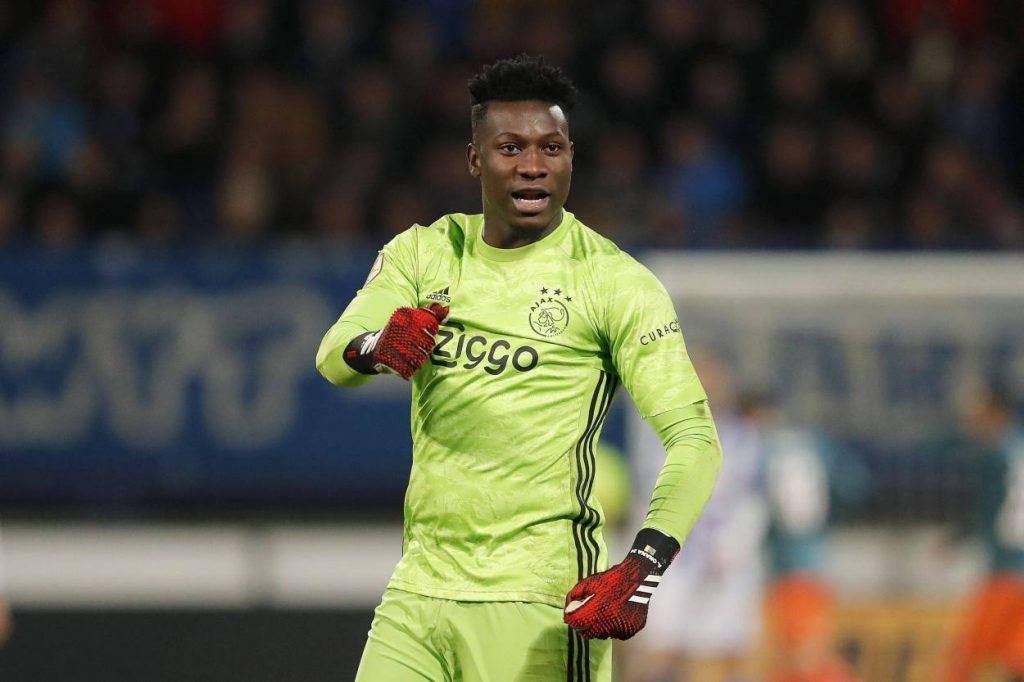 Andre Onana wants Premier League move